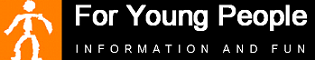 Young people's website logo